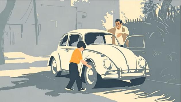 beetle filmi