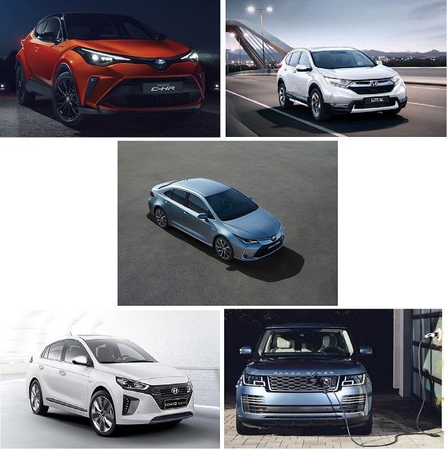 2020 Yılında Takip Edilmesi Gereken 5 Hibrid Otomobil Modeli