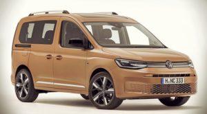 Beşinci Nesil Yeni Volkswagen Caddy Tanıtıldı