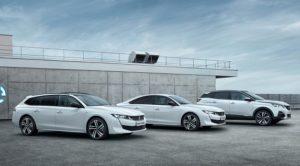 Peugeot 3008 ve Peugeot 508 İçin Yeni Hibrid Motor Seçenekleri