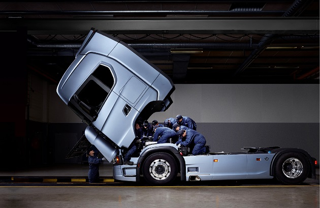 Scania Satış Sonrası Servis Hizmetlerinde Özel Kampanya