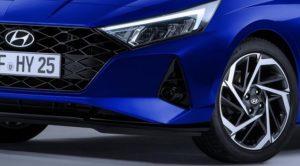 Yeni 2020 Hyundai i20 Fotoğraf Galerisi