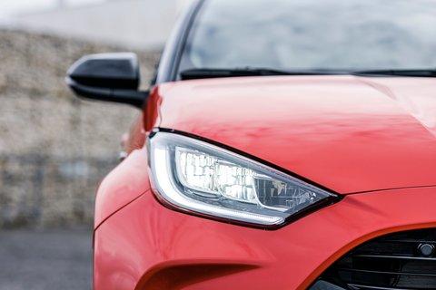 Yeni 2020 Toyota Yaris Avrupa Versiyonu Fotoğraf Galerisi