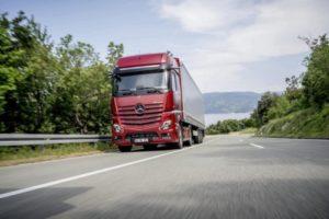 Yeni Mercedes-Benz  Actros Çekiciler Roadshow ile Türkiye'yi Geziyor