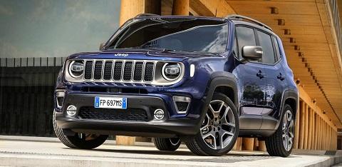 jeep renegade benzinli