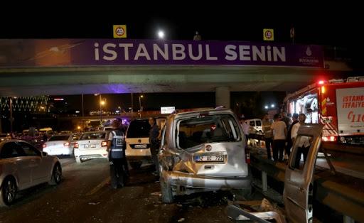 İstanbul'da En Çok Trafik Kazası Gerçekleşen Yerler Belli Oldu