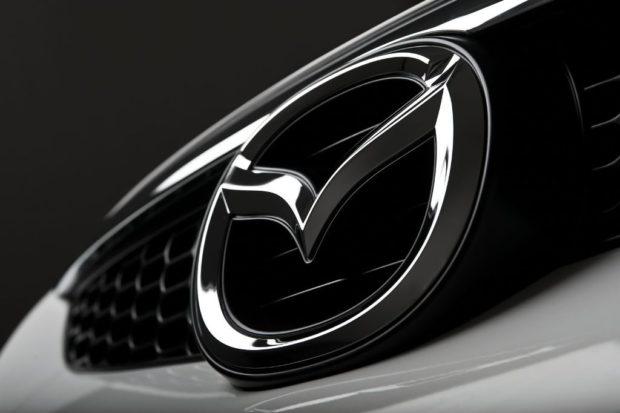 Mazda logosu