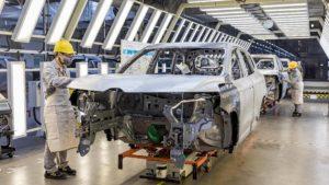 Tüm Dünyada Otomotiv Üretimi Durdu Çin de ise Faaliyetler Başladı