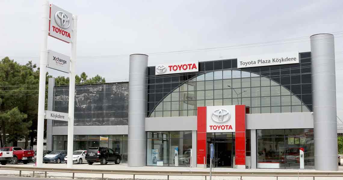Toyota Türkiye Bayileri Yeni Çalışma Sistemine Geçti