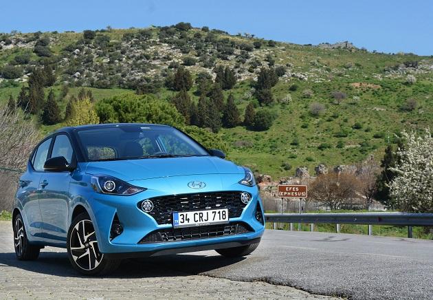 Yeni Hyundai i10 2020 Türkiye'de Satışa Sunuldu