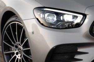 Yeni Mercedes-Benz E-Serisi Fotoğraf Galerisi