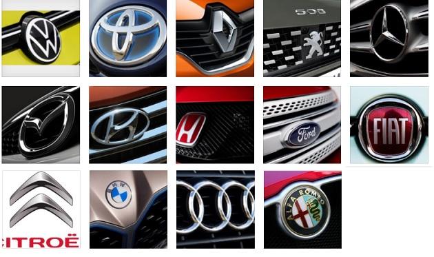 otomobil markalarının logoları hangi anlama geliyor