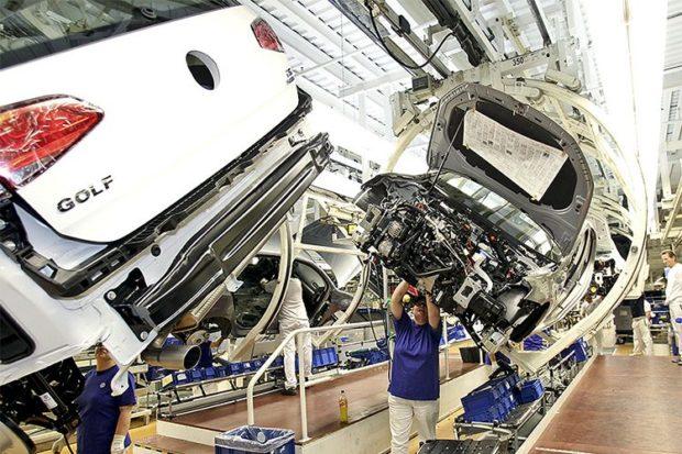 volkswagen otomotiv piyasa