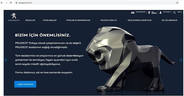 Groupe PSA Türkiye Corona Virüse Çalışma Sistemine Geçti