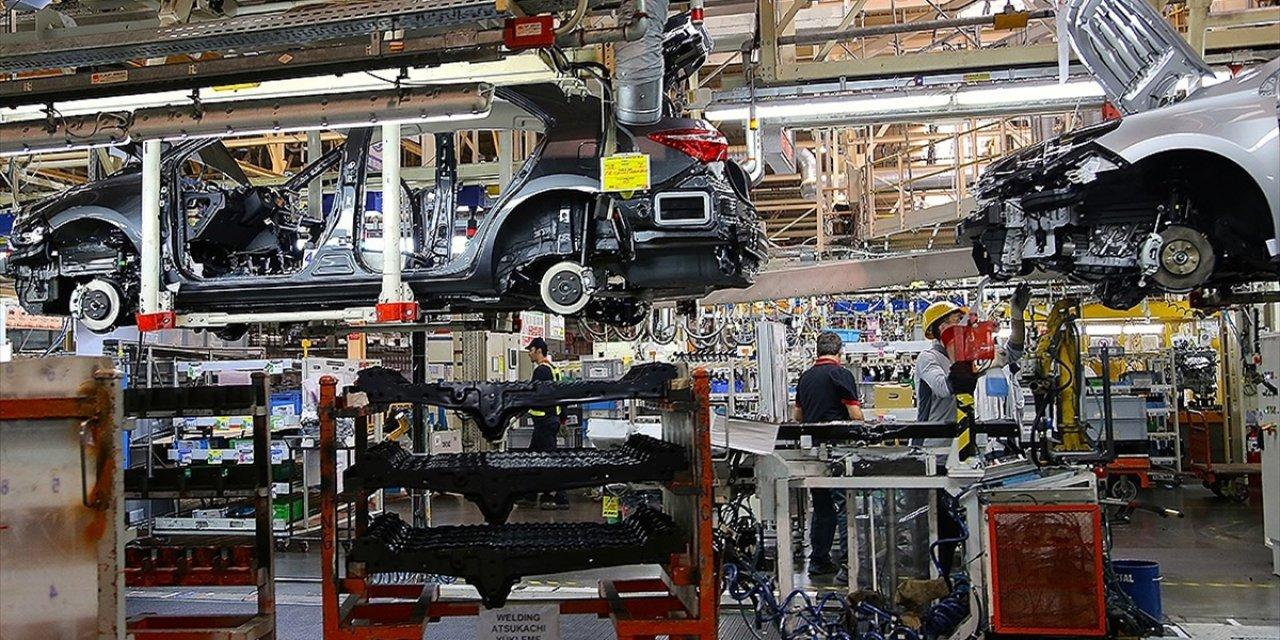Otomotiv Sanayinin Üretimi Arttı İhracat Rakamları Geriledi
