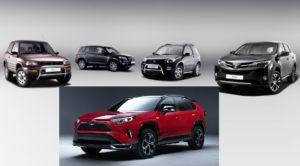 Toyota RAV4 Hakkında Bilmeniz Gereken 10 Şey