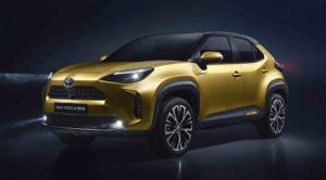 Toyota Yeni B-SUV Modeli Yaris Cross Hybrid'i Tanıttı