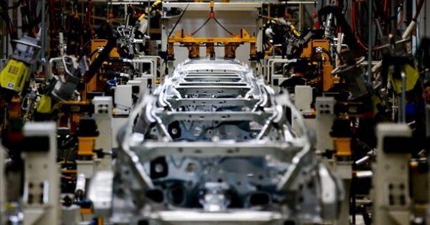 turkiye otomotiv sektoru uretim