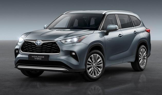 Toyota Highlander İlk Kez Avrupa Pazarında Satışa Sunulacak
