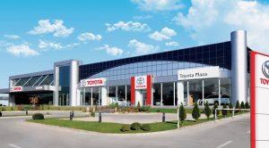 Toyota Kademeli Olarak Normalleşme Çalışmalarına Başladı