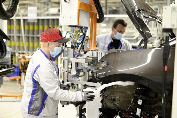 almanya otomotiv sektoru