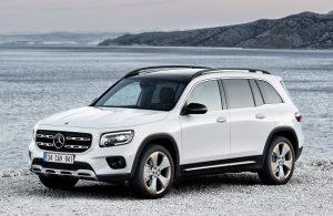 Mercedes-Benz 7 kişilik ilk SUV modeli GLB'yi Satışa Sundu