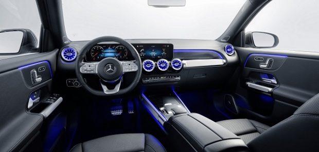 Mercedes Benz GLB ic