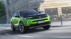 Opel Kompakt Modeli Mokka İkinci Nesli Tanıtıldı