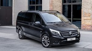 Yeni Mercedes-Benz Vito Tourer Türkiye'de Satışa Sunuldu