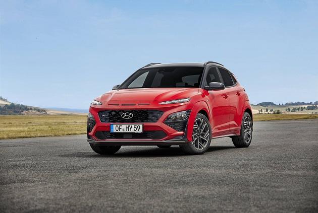 Makyajlanan Hyundai Kona Yeni Yüzü ile Ortaya Çıktı