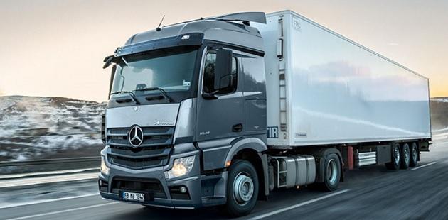 Mercedes-Benz Kamyon Modellerine Özel Eylül 2020 Kampanyası