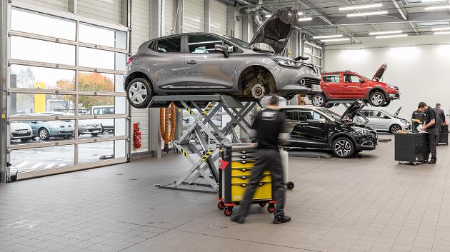 Renault Yetkili Servisleri Satış Sonrası Kampanyası