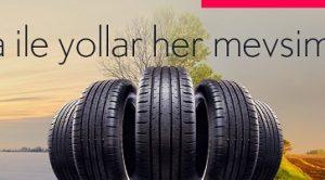 Toyota Sahiplerine İndirimli Yaz ve Kış Lastikleri Kampanyası