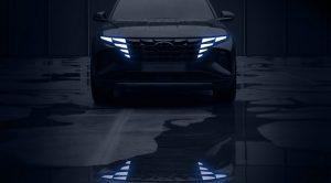 Yeni Hyundai Tucson Tamamen Yenilenmiş Halinin İlk Çizimleri Paylaşıldı