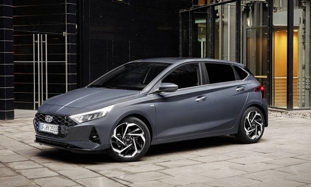 Hyundai yeni i20 1