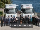 Mercedes-Benz Türk 2020'nin En Büyük Kamyon Teslimatını Gerçekleştirdi
