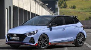 Türkiye'de Üretilecek En Güçlü Otomobil Hyundai i20 N