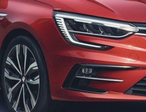 Yeni 2021 Renault Megane Sedan Fotoğraf Galerisi