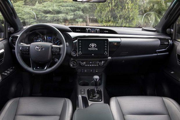 Yeni Toyota Hilux 2