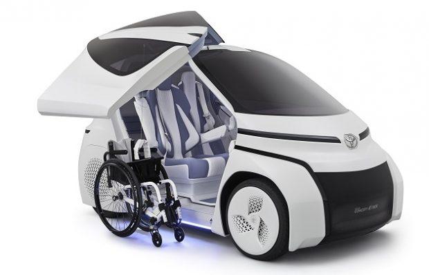 toyota mobilite 1