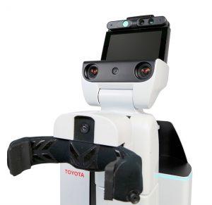 toyota mobilite destek robotu