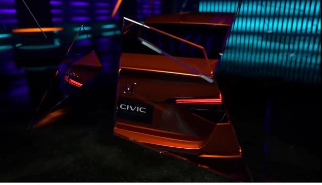 11'inci Nesil Honda Civic Ön Gösterimi Gerçekleştirildi