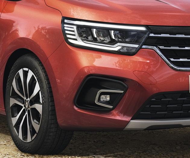2020 Yeni Renault Kangoo Fotoğraf Galerisi