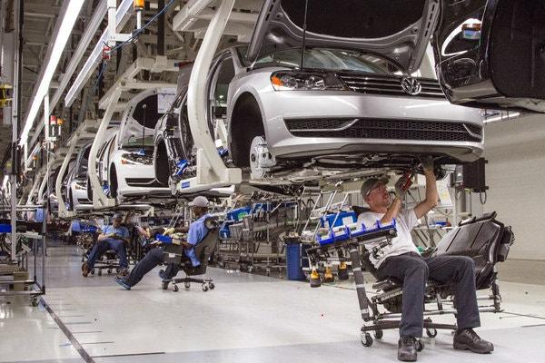 Volkswagen Türkiye Fabrika Yatırımından Vazgeçti