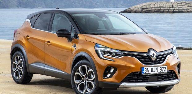 Yeni Renault Captur Türkiye'de Satışa Sunuldu