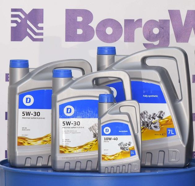 BorgWarner Yeni Motor Yağları Ürün Yelpazesini Tanıttı