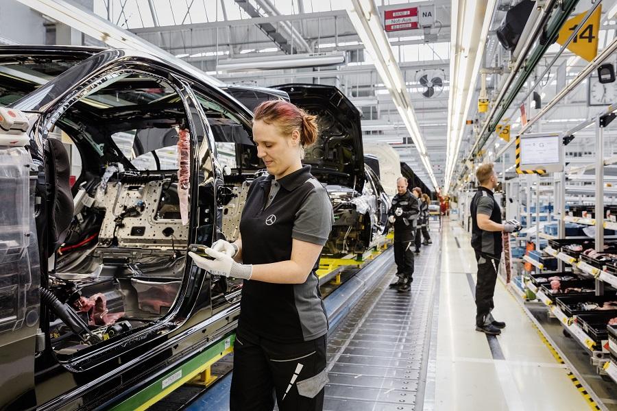 Daimler AG'den Almanya'daki İşçilerine Korona Virüs Primi