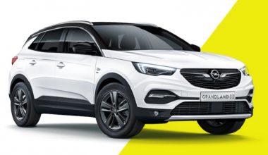 Opel Grandland X İçin 2020 Aralık Ayına Özel Kampanya