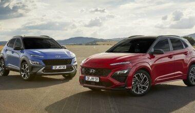 Yeni Hyundai Kona Yeni Motor ve Donanımlarla Türkiye'de