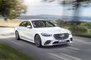Yeni Mercedes-Benz S Serisi Türkiye'de Satışa Sunuldu